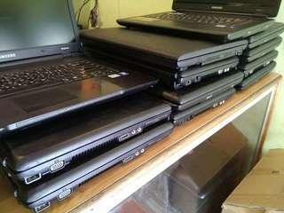 IPhone, Samsung, laptop