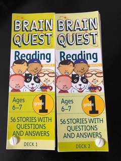 Brain Quest Ages 6-7
