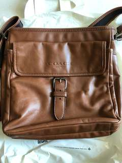 Coach Side Sling Bag