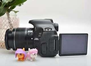 Cash / Credit Tanpa Kartu Kredit Canon 600D Bunga 0%