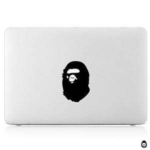 🚚 BAPE A Bathing Ape logo sticker for MacBooks