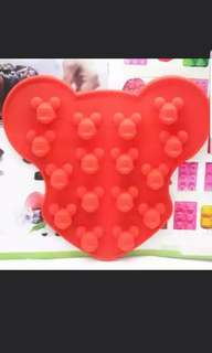 Mickey Mouse Silicone Mould / Mold
