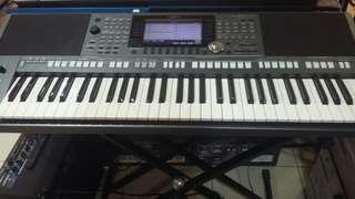 Yamaha Keyboard+adaptor PSR970