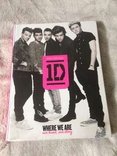 🔥ORIGINAL🔥 ONE DIRECTION OFFICIAL BOOK