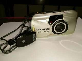 Olympus Camera (Film Type)