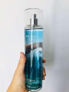 Bath & Body Works Sea Island Cotton Mist