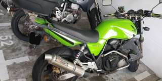 Honda Superfour Spec 3