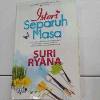 Novel Isteri Separuh Masa