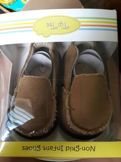 Infant Shoes 6-9 months Baby Boy