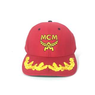 AUTHENTIC MCM CAP (MCM1907)
