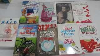 English & Malay Novels 📚