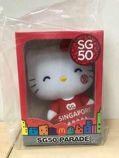 BNIB McDonald's Hello Kitty SG50