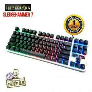 Imperion Gaming Keyboard SLEDGEHAMMER 7 - KG-S07C