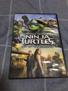 忍者龜DVD