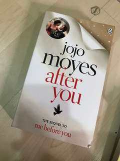 Me after you- jojo Myers