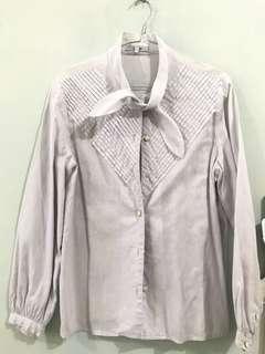 Vintage preppy shirt