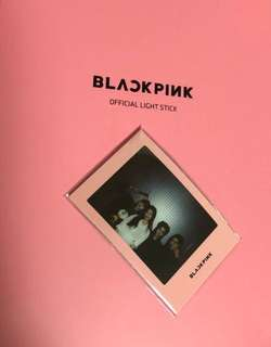 [WTT] Blackpink Lightstick Photocard Set