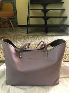 AUTHENTIC USED Ferragamo Tote Bag