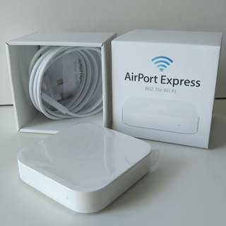 Apple AirPort Express WiFi Router Dual Band 802.11n 2.4/5Ghz