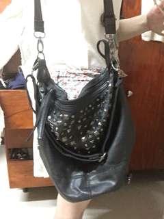 Cotton on shoulder bag / backpack