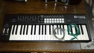 Novation Launchkey 49 midi keyboard controller