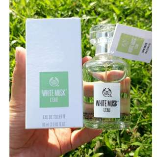 WHITE MUSK L'EAU EDT 60ML