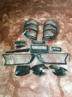 Ford ranger Cover set
