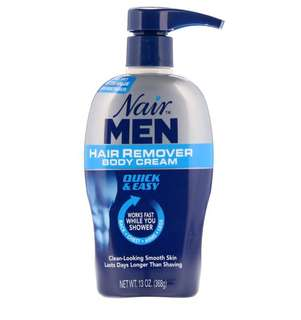✨PO✨Nair , For Men, Hair Remover Body Cream, Back, Chest.Arms and Legs