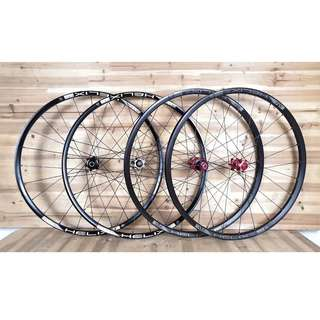 ♨️♨️(Hot Order!) Custom Build to order FASTace DA25  (120 Engagement with 6 pawls ) Super Loud sound/Smooth Wheelset with Sun Ringle Helix TR25SL Rims (26er/27.5er/29er) # Tubeless Ready #
