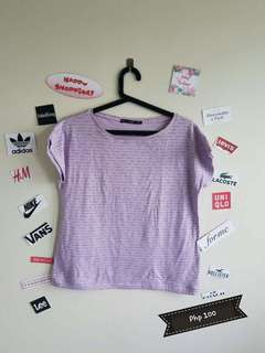 Forme purple shirt