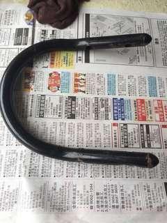Plug and play honda cg tail loop
