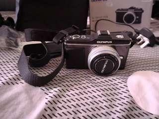 Used Olympus camera