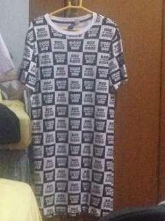 [INCLUDE ONGKIR JABODETABEK] H&M Dress