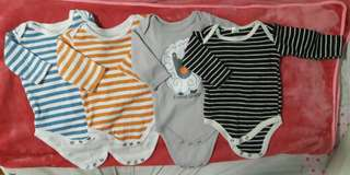 Longsleeves onesies for newborn