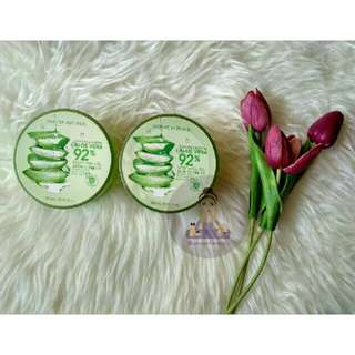 (Full Size - Ready) Nature Republic Aloe Vera 92% Soothing Gel