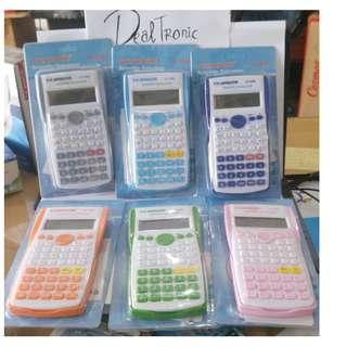 Calculator / Kalkulator Kawachi KX-350MS Scientific 10 Digits
