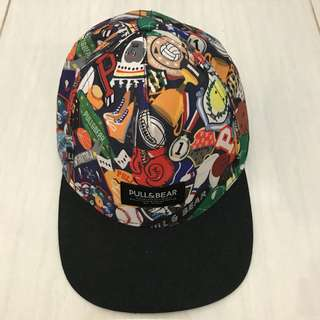 Pull & Bear cap