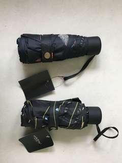 Mini light weight 5 fold umbrella