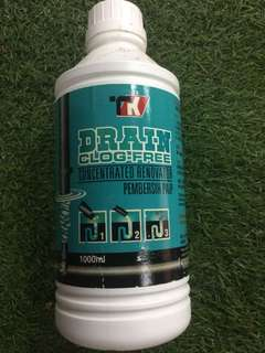 Drain Clog-Free Concentrated Renovator