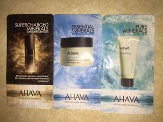 🚚 AHAVA三件組