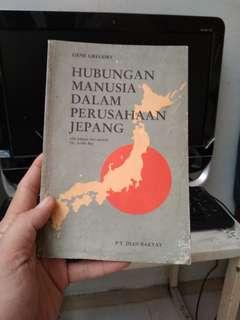 Hubungan Manusia dalam Perusahaan Jepang