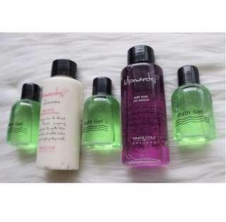 Body Wash/Bath Gel