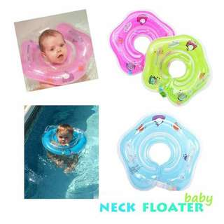 Pink Baby Neck Floater