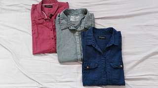 Smart casual top preloved