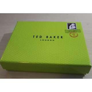 英國品牌 Ted Baker 禮品盒 (連Ted Baker紀念幣)