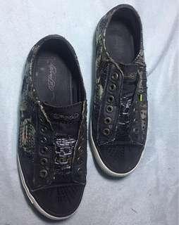 Ed Hardy Slip On Ladies Shoes