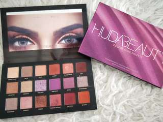 Authentic Huda Beauty Pallete