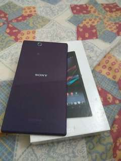 Sony xperia z ultra( not working)