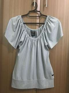 Bayo Light Blue Top