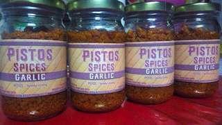 Pistos Spices Garlic